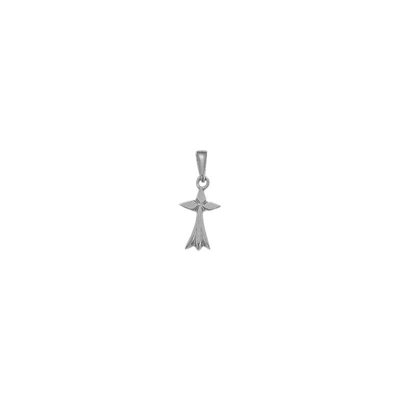 Pendentif hermine argent - 23 MM - La Petite Française