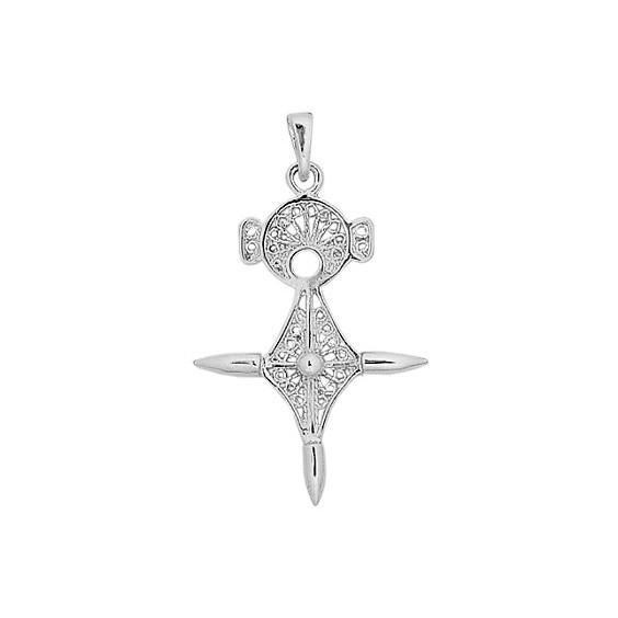 Croix du sud filigrane argent - La Petite Française