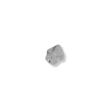 Pendentif ou pin's rocher argent - La Petite Française