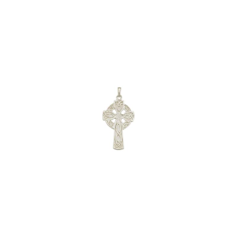 Croix Celtique argent - 45 MM - La Petite Française