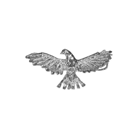 Pendentif aigle en argent - La Petite Française