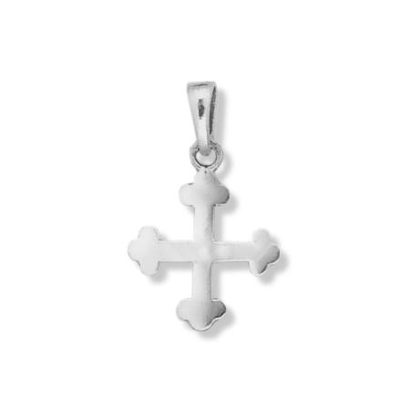 Croix de saint-Maurice en argent - La Petite Française