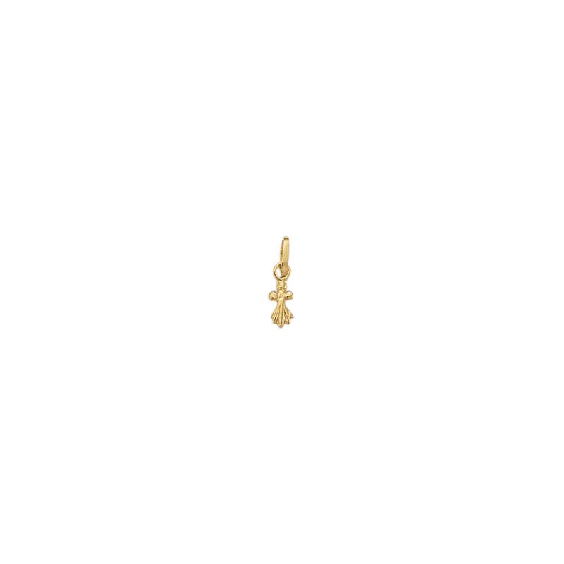 Pendentif hermine Or 18 carats jaune - 15 MM - La Petite Française