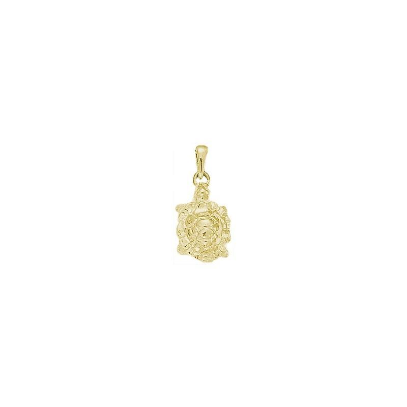 Pendentif tortue MM Or 18 carats jaune - La Petite Française