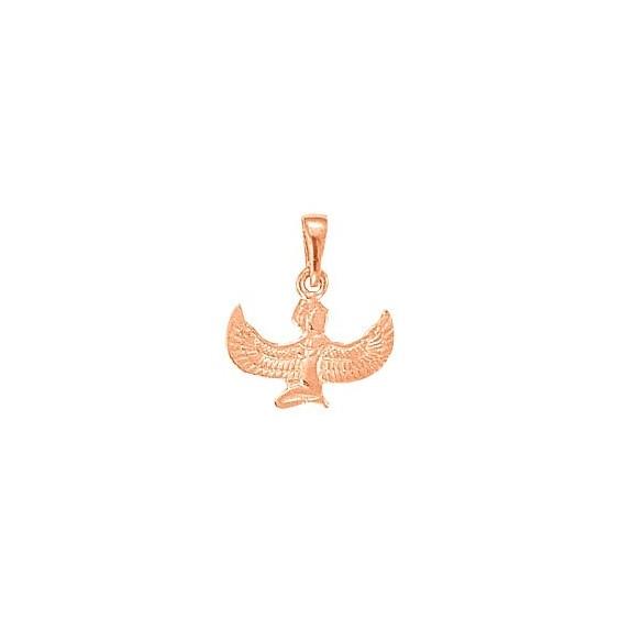 Pendentif déesse Isis Or 18 carats rose - 20 MM - La Petite Française