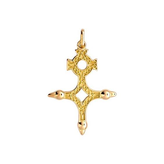 Croix du sud Or 18 carats jaune - 54 MM - La Petite Française