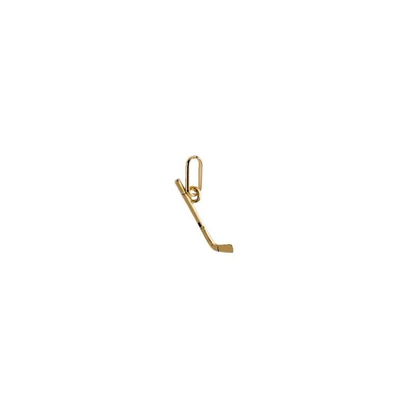 Pendentif club de golf Or 18 carats jaune - La Petite Française