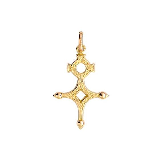 Croix du sud Or 9 carats jaune - La Petite Française