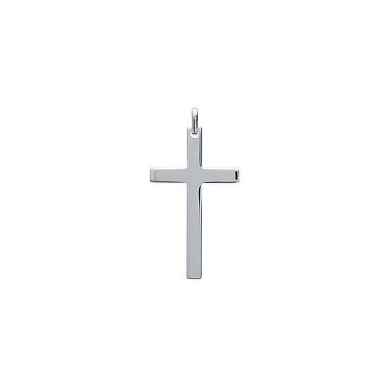 Croix grand modèle argent - La Petite Française