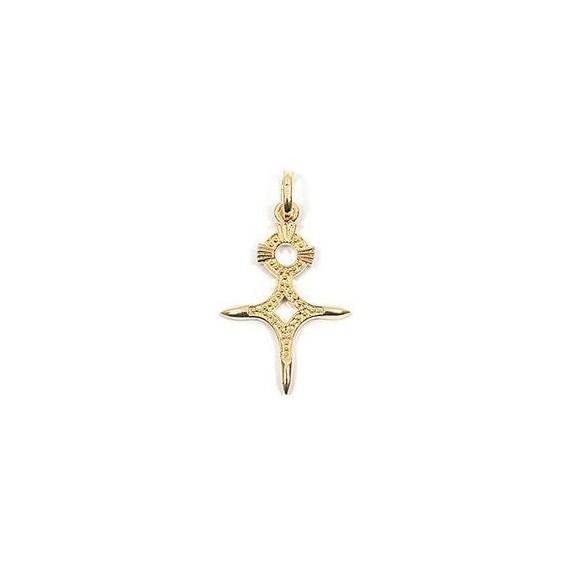 Croix du sud plaqué or - La Petite Française