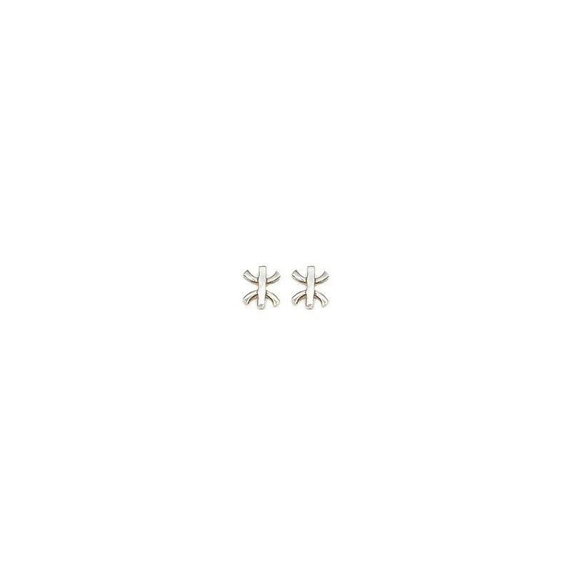 Boucles d'oreilles Berbère argent - La Petite Française
