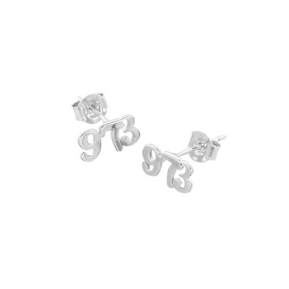 Boucles d'oreilles Guyane 973 Argent - La Petite Française