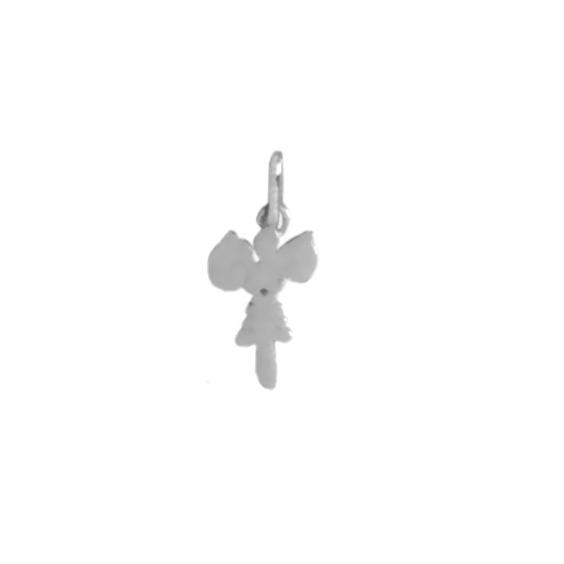 Pendentif idéogramme chinois Capricorne Or 18 carats gris - La Petite Française