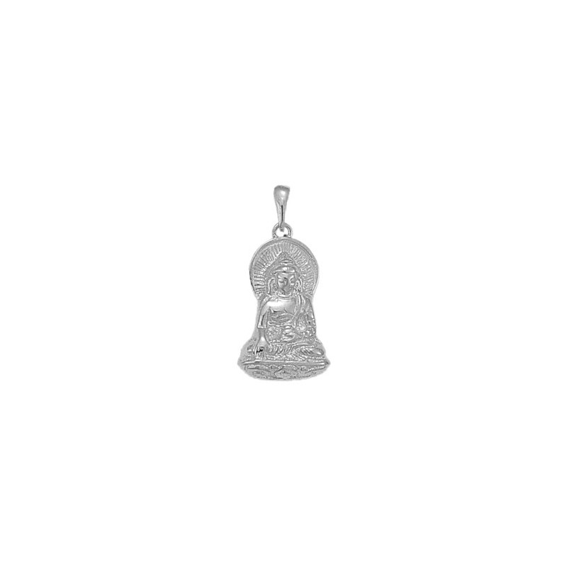 Pendentif Bouddha argent - La Petite Française