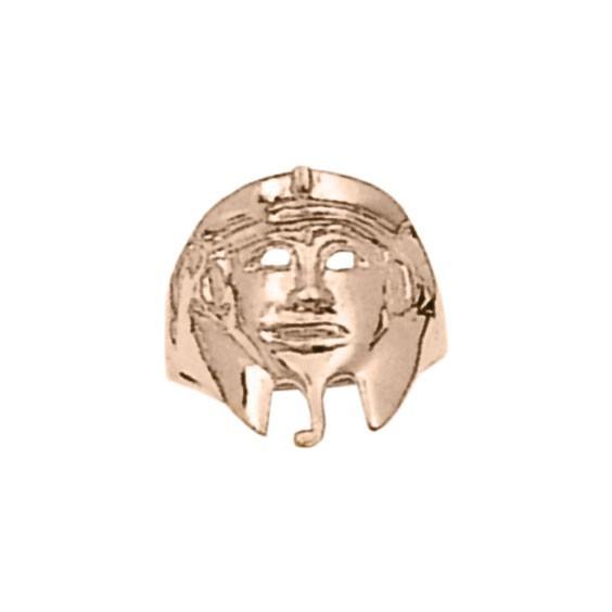 Bague Pharaon Or 18 carats rose - La Petite Française