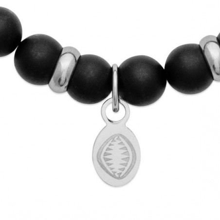 Bracelet perles pierre Labradorite -  La Petite Française