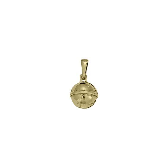 Pendentif grelot Or 18 carats jaune -  la Petite Française