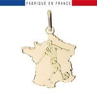 Pendentifs de fabrication Française