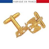 Boutons manchettes de Fabrication Française